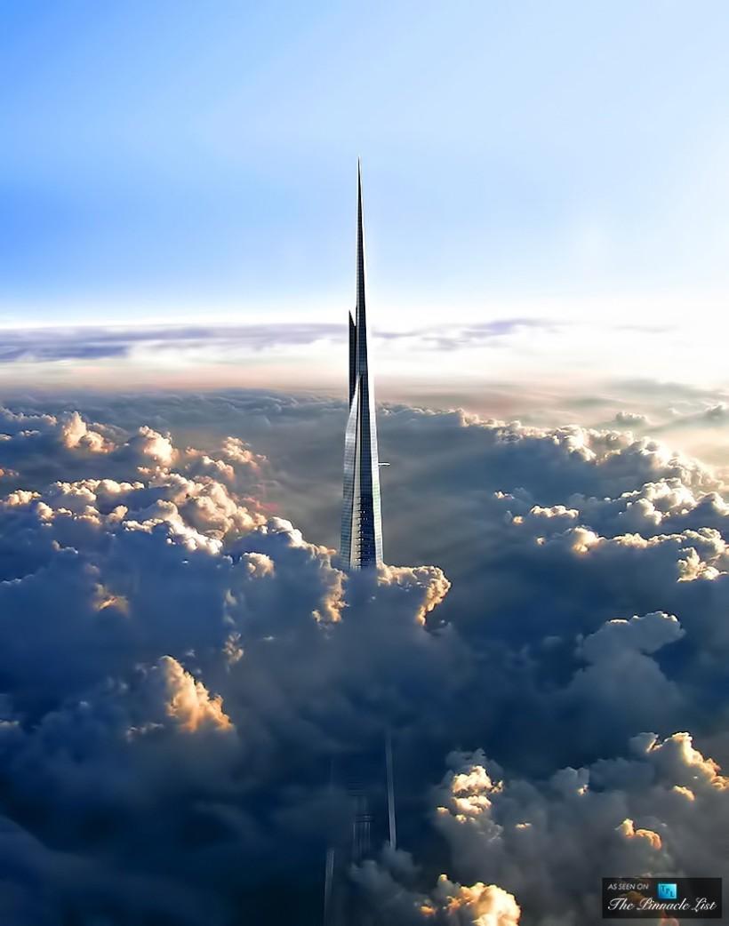 Kingdom Tower в Джидде, Саудовская Аравия