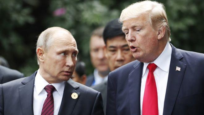 Болтон заявил о предстоящей встрече Путина и Трампа: это не повод падать в обморок