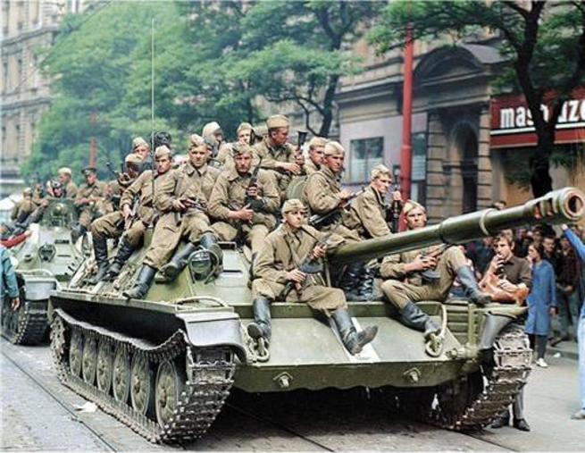 «Лучше русские танки на Рейн…