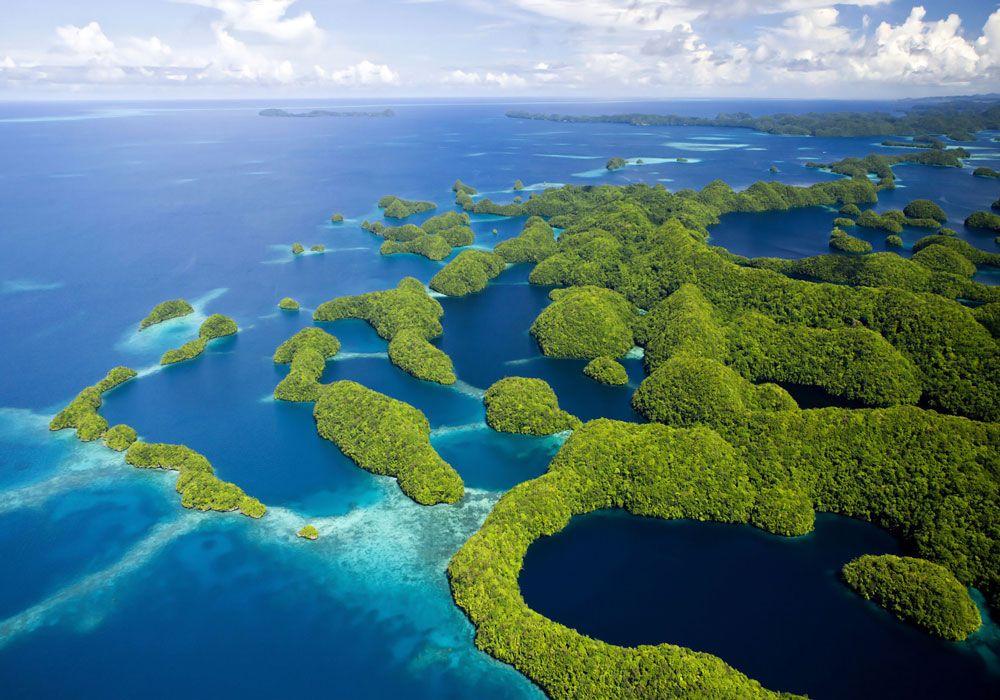 Красоты планеты: подводный мир Микронезии