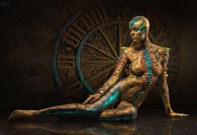 Искусство тела
