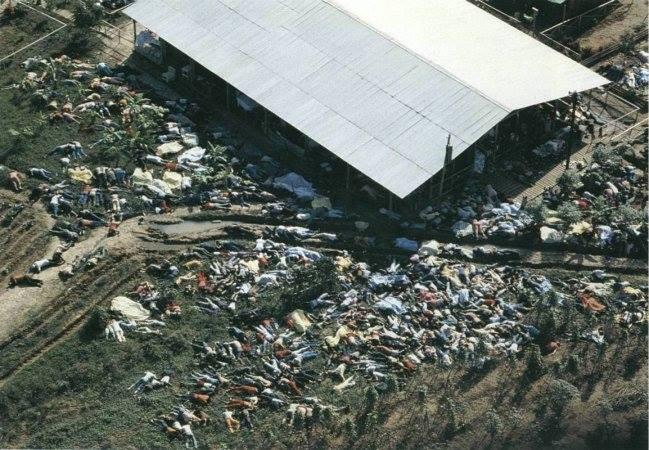 Бойня в Джонстауне: 37-я годовщина гибели американских граждан.