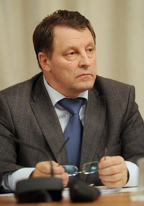 Начальник Главного управления по обеспечению безопасности дорожного движения МВД России генерал-лейтенант полиции Виктор Нилов.