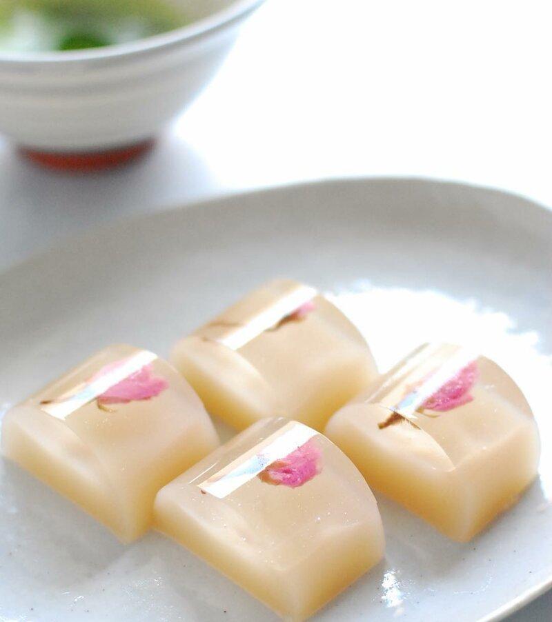 Yokan (йокан) вкусно, еда, необычные продукты, сладости, япония
