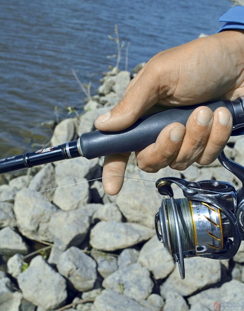 как научится ловить рыбу