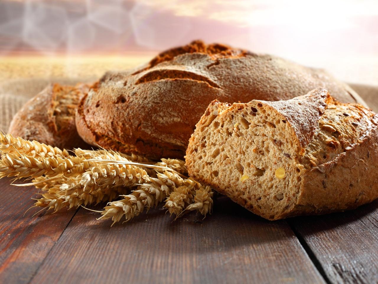 Живой хлеб своими руками