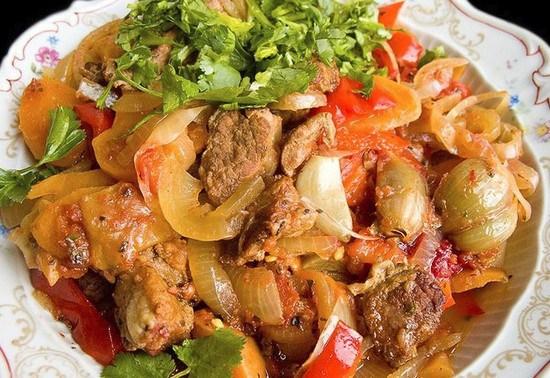 Как приготовить хашламу из баранины по-армянски и по другим рецептам