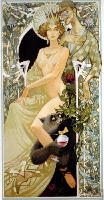7 ключей к роману «Мастер и Маргарита», раскрывающих тайны этой книги