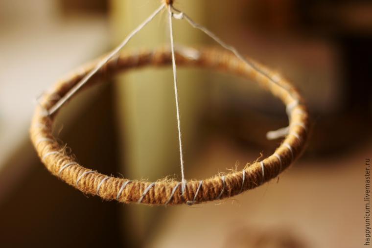 Музыка ветра из старых ключей. Романтичный МК