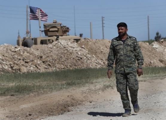 Проект «Сирийский Курдистан»…