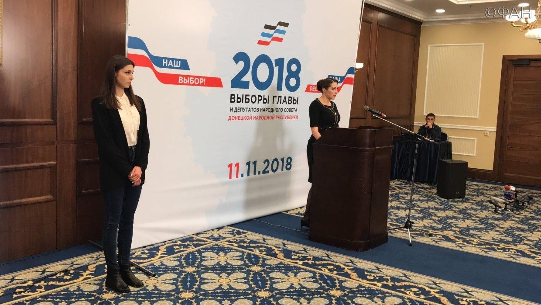 Выборы в ДНР: голоса почти п…