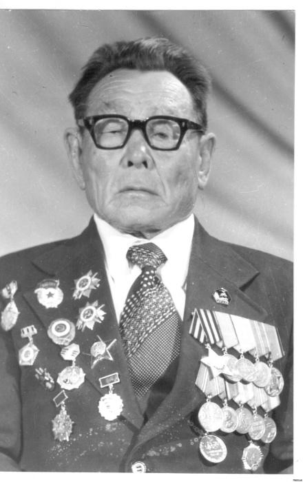 Иван Кульбертинов – один из самых результативных снайперов Второй мировой войны./Фото: i.pinimg.com
