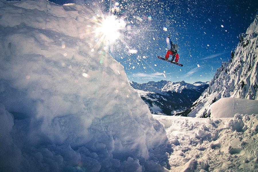 10 талантливых фотографов, снимающих спорт и экстрим на 500px