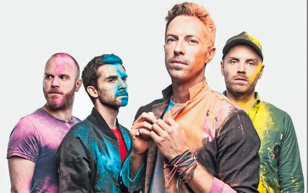 Coldplay представили новую песню «All I Can Think About Is You»
