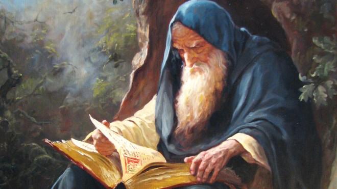 Великие ответы монаха Симеона Афонского