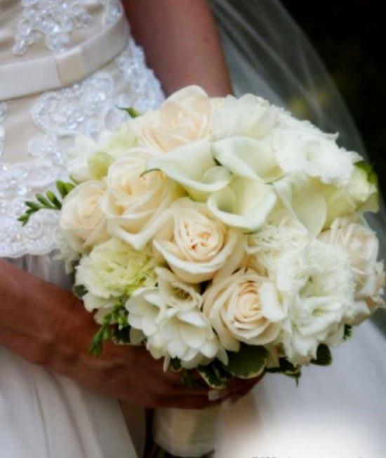 Букет невесты по знаку Зодиака
