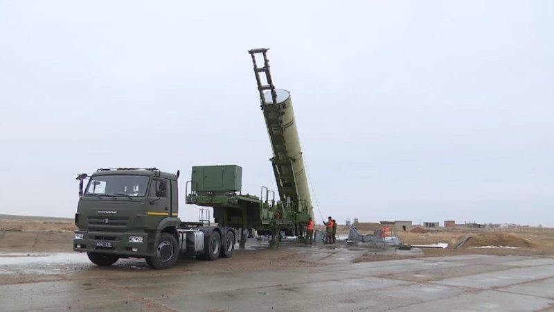 Константин Сивков рассказал о противоспутниковой системе «Нудоль»