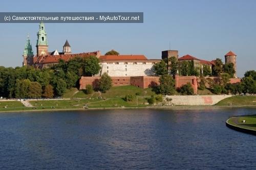 Замок Вавель в Кракове