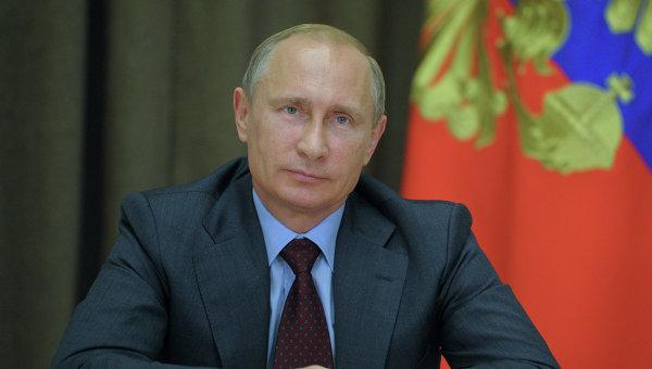 О Новороссии, «нерешительности Путина» и политических шахматах.