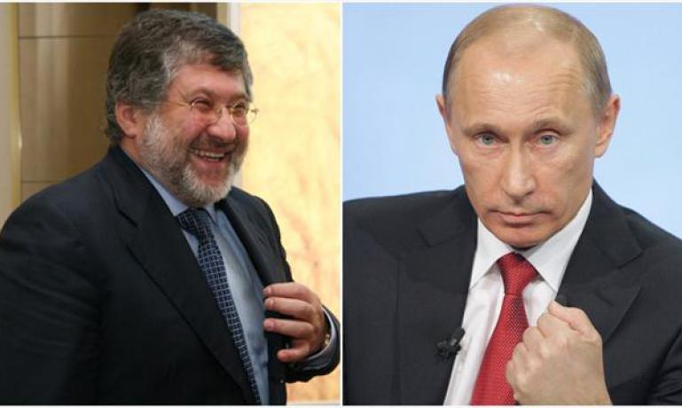 Коломойский сделал «комплимент» Путину
