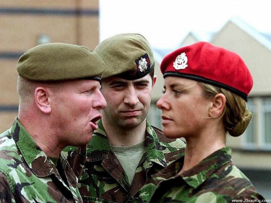 Гендерное равенство в норвежской армии изумляет даже самих норвежцев