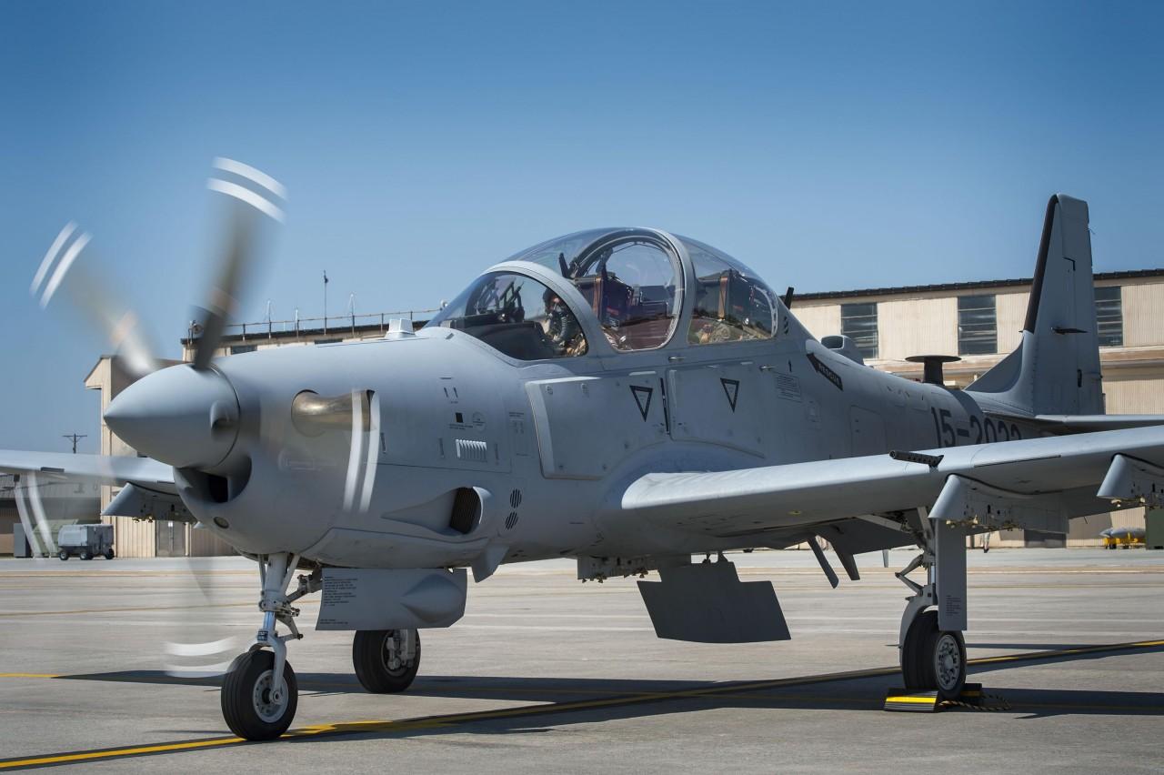 США планируют поставить Нигерии 12 самолетов Super Tucano