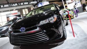 К концу 2017 года «Toyota» с…