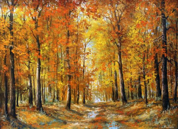осінь в парку (600x436, 404Kb)