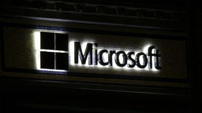 Microsoft показала свой первой ноутбук