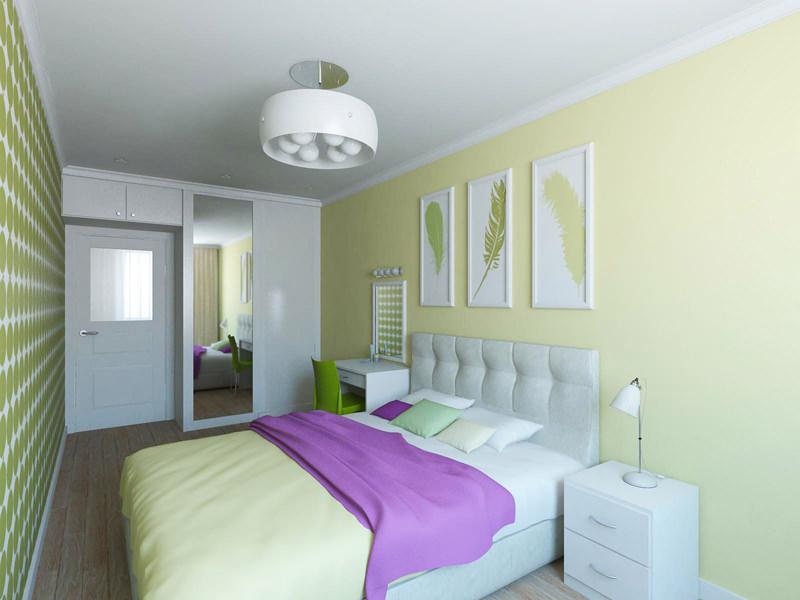 Маленькая спальня дизайн фото хрущевка