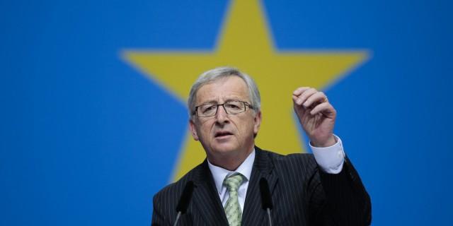 Юнкер выступил за создание единого евроказначейства