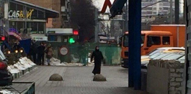 В Москве задержали женщину с отрезанной головой ребенка
