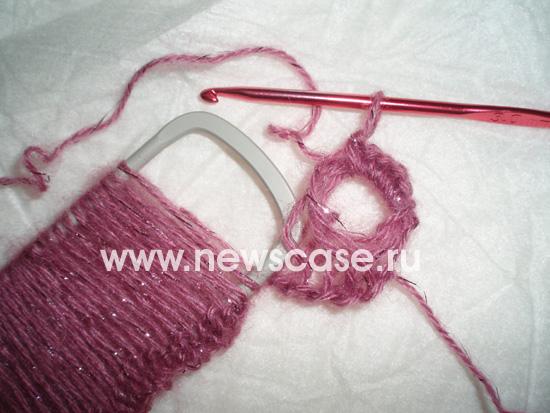 Перуанское вязание. Мастер-класс
