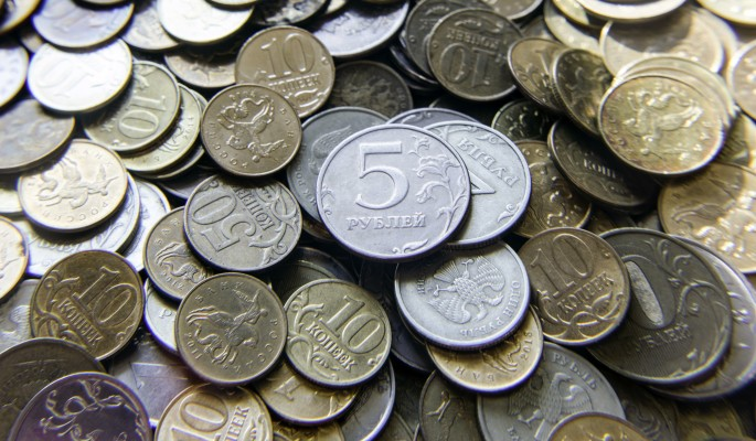 Курс рубля неожиданно подскочил
