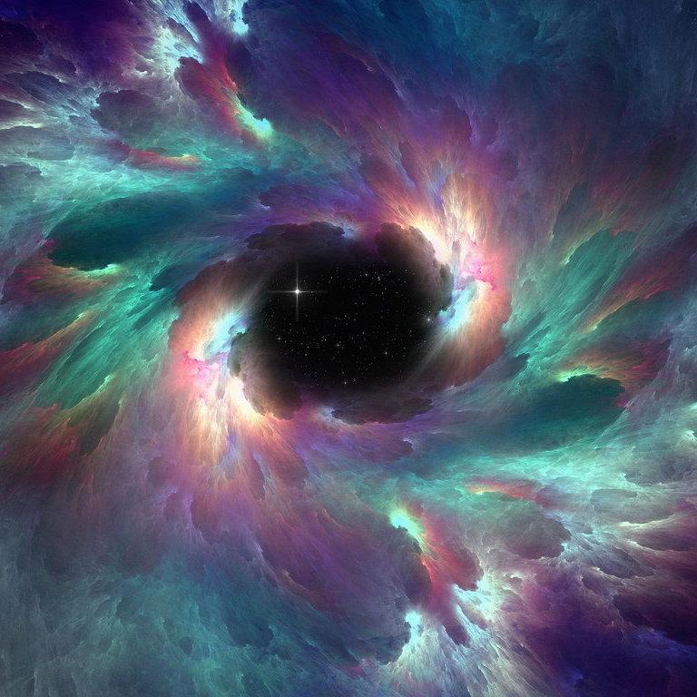 Дыра в соседнюю Вселенную