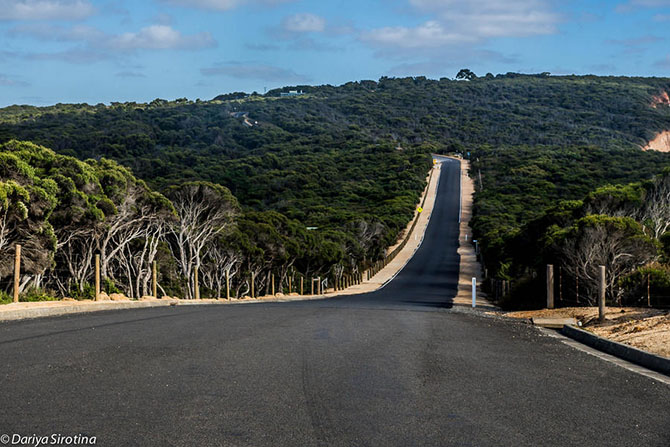 Путешествие по Великой Океанской дороге