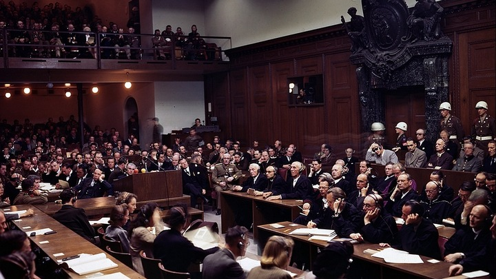 Нюрнберг: Последний свидетель