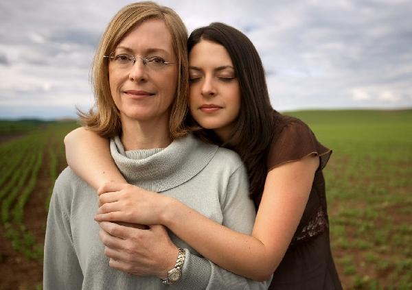 подругу и её мать