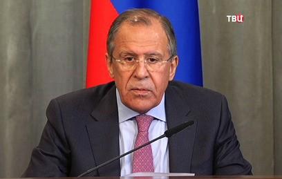 Лавров призвал ОБСЕ установить нарушителей минских договоренностей
