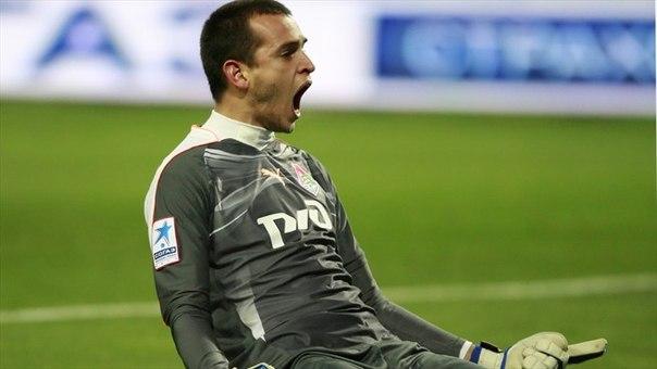 Два сэйва Гильерме в серии пенальти вывели «Локомотив» в полуфинал Кубка России