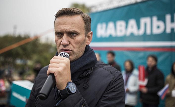 Алексей Навальный хочет устроить в Москве погромы, как в Париже