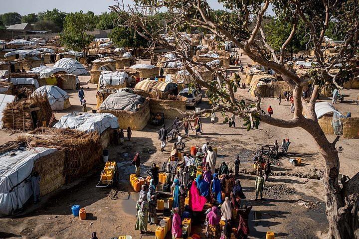 В Нигерии около 70 военных пропали после нападения «Боко Харам»