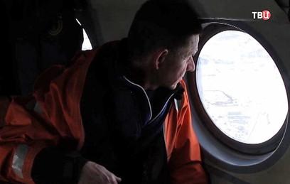 Тело пилота найдено в затонувшем в Иркутской области вертолете
