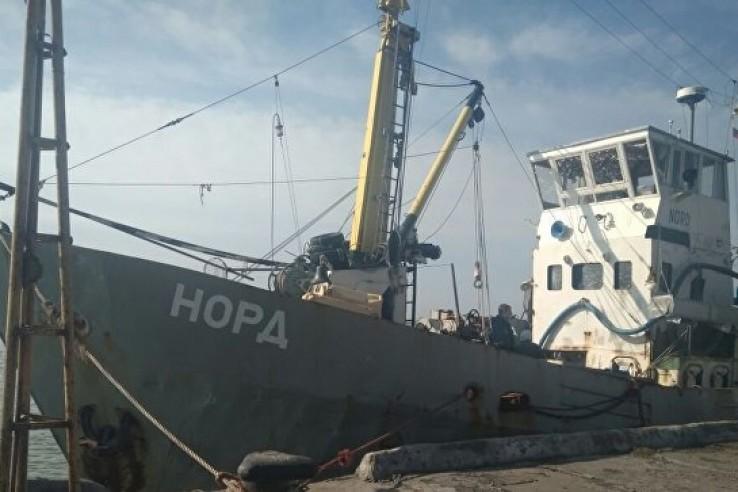 На Украине заявили, что моря…