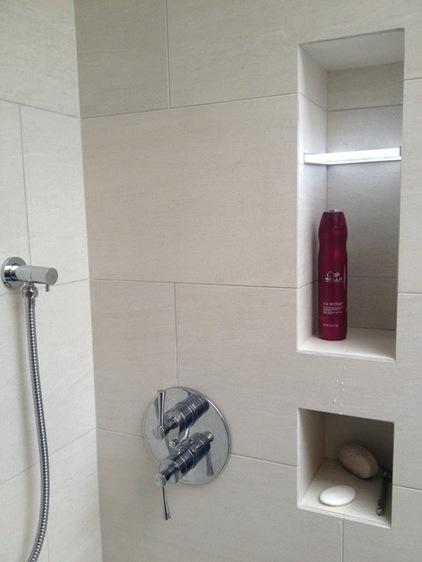 Ниша в ванной фото 3