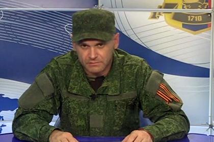 Лидер ЛНР заявил о планах взятия Киева