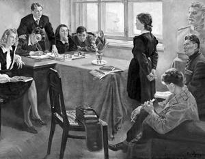 Егор Холмогоров:Главным мотивом комсомольцев был секс