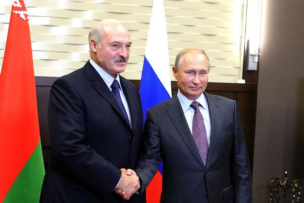 Лукашенко: Говорить о включении Белоруссии в состав России просто смешно