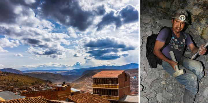 Горы Потоси, Боливия