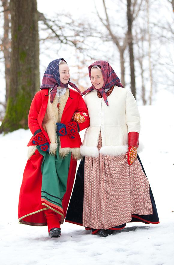 Скандинавская Одежда